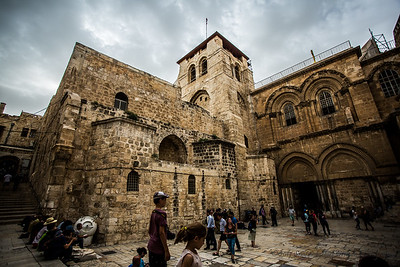 Jerusalem, Israel 7-2017