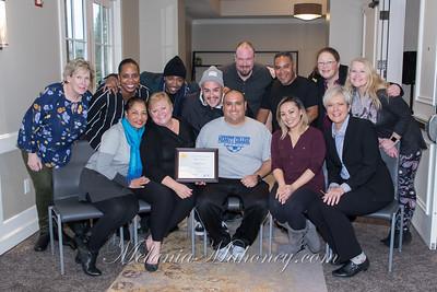 Sonoma Valley Service Awards 2018
