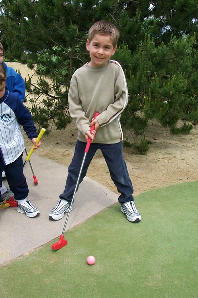 2003/05 - Drew's Minature Golf Birthday