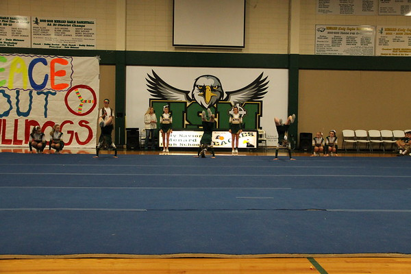 Pep Rally (Red River)