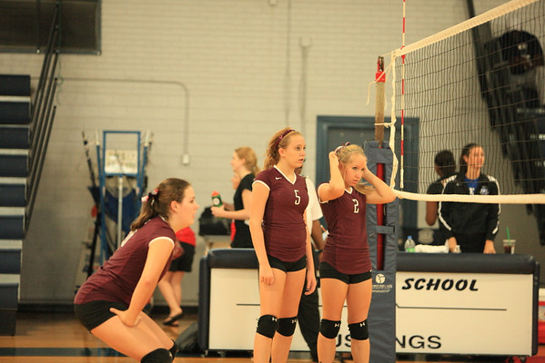 George Ranch Volleyball