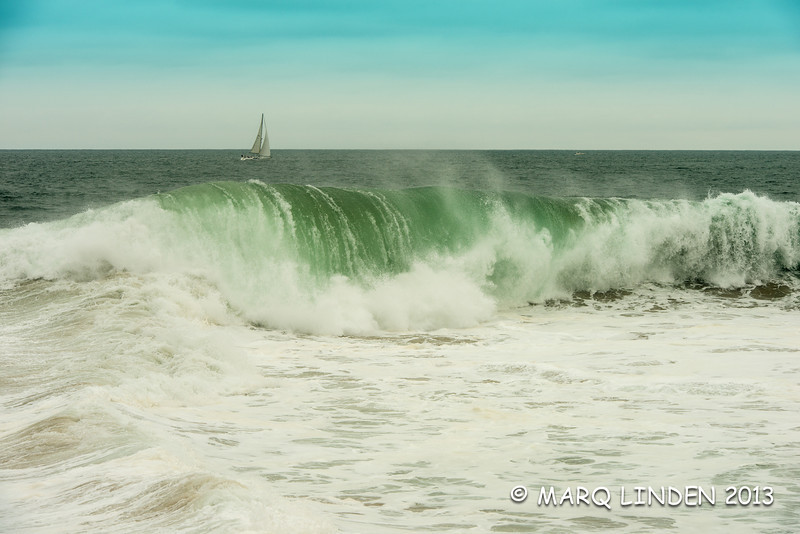 HIgh Surf at The Wedge #3