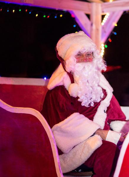 Father Christmas visits Spaldwick_8280839872_o.jpg