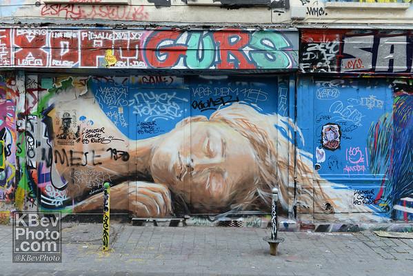 Paris - Belleville & Jaures (Mar 16)