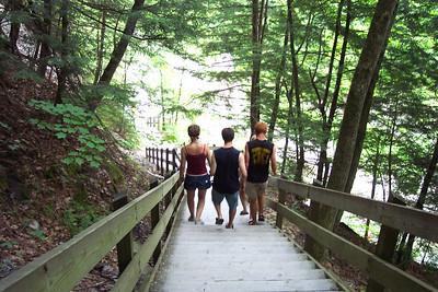 Stony Brook Camping 2003