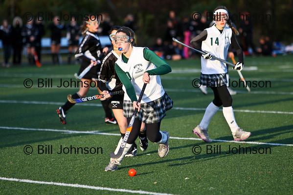 JV Field Hockey Stoughton v Westwood 10_28_11