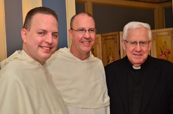 Fr. John Langlois, OP 25th Jubilee