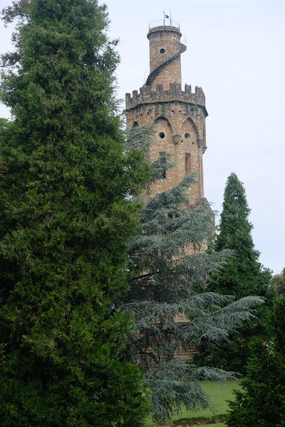 Family Crest Tower
