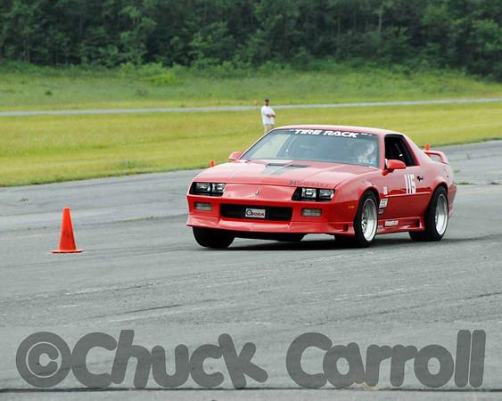 SCCA-CPR - Autocross,   Sunday,  June 29,2008