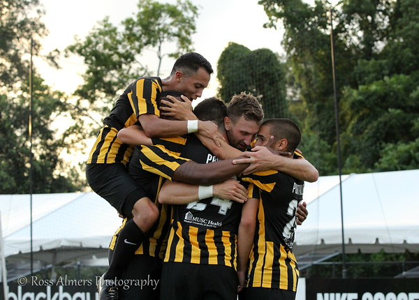 Charleston Battery vs Richmond Kickers July 2, 2016