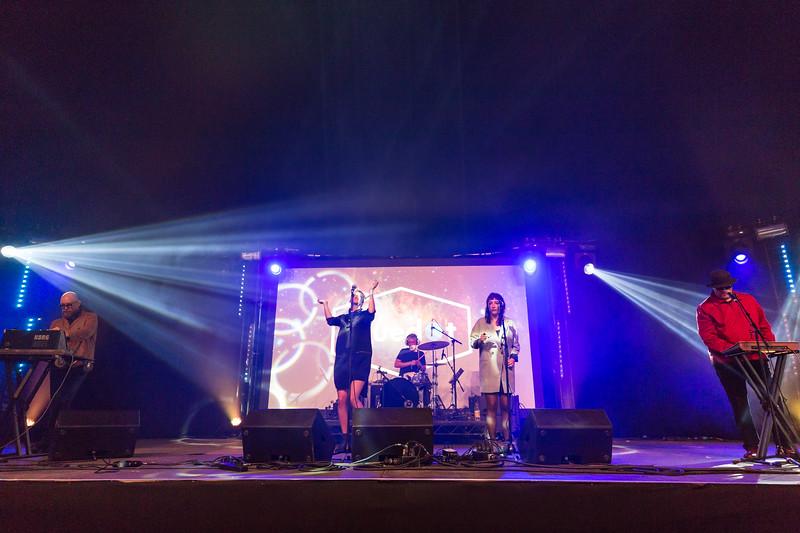 bluedot Music Festival, Jodrell Bank Observatory, 20 July 2018