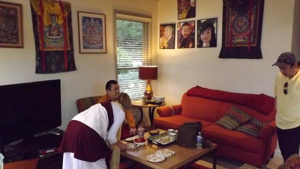 Dragmar Khentrul Rinpoche Visit 2015