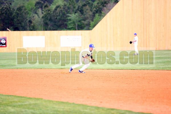 PCS vs Jackson Prep (2013 varsity baseball)