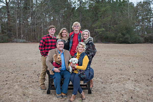 Mclawhorn Family