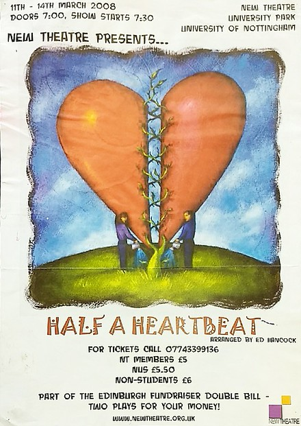 Half a Heartbeat poster