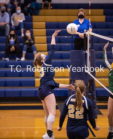 JV Volleyball 11/25