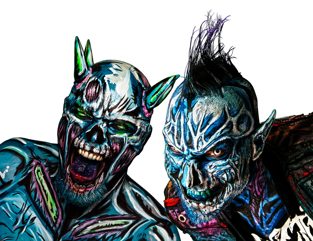 . Twiztid\'s New Year\'s Evil is Dec. 31 at The Agora Ballroom in Cleveland. For more information, visit agoracleveland.com. (Submitted)