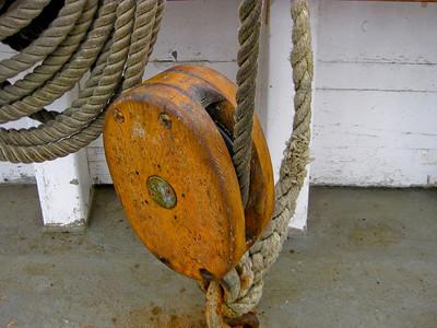 """Sailing"" to Anacapa"