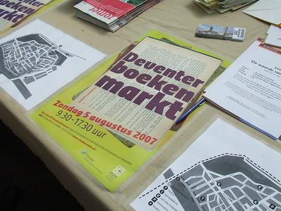 Boekenmarkt 2007