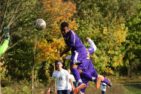 Soccer Boys Districts vs Heritage - KCHS - 10/15/18