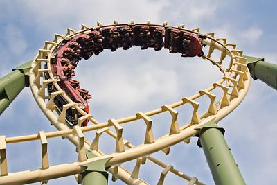 Efteling Theme Park - April 2012