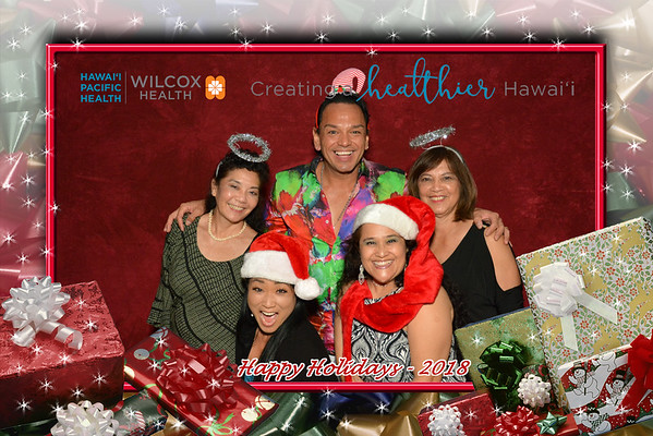 Wilcox Christmas Party - 12-1-18