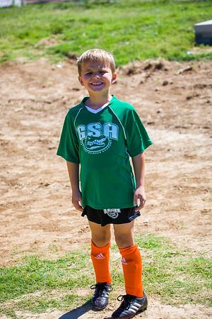GSA K-Boys Soccer