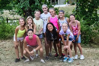 2012 Stephanie CYO Camp