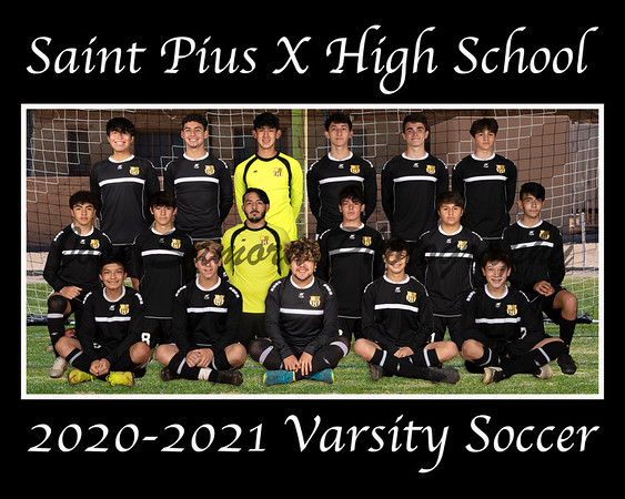 2020-2021 Boys Soccer