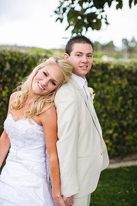 Evan and Brittney