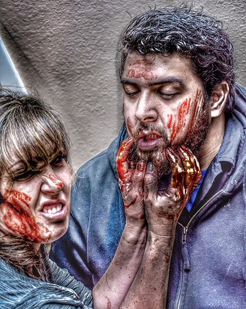Cody & Ashlie Johnson (Zombie)
