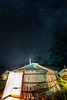 Yurts and Stars