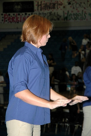 Pep Rally - 1 Sep 2006