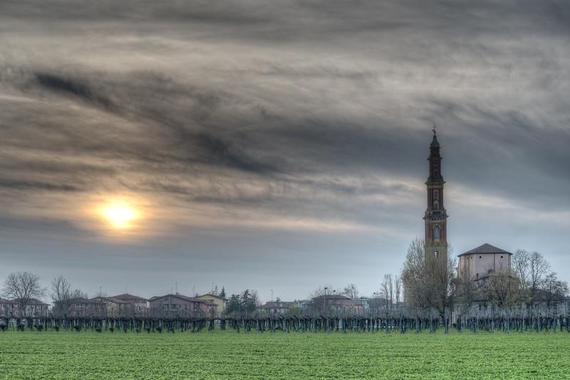 Santa Maria Assunta Parish - Sesso, Reggio Emilia, Italy - March 29, 2015