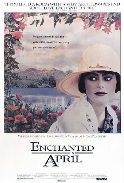 Enchanted April (1991) - Films set in Italy