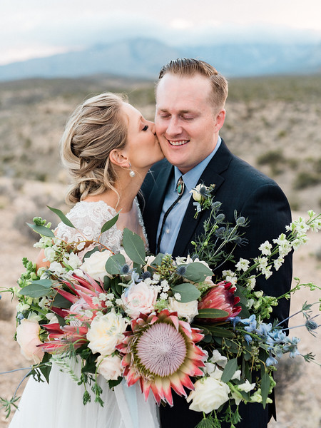 Mt. Charleston, Las Vegas Intimate Wedding | Kristen Kay Photography-28.jpg