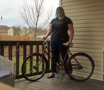 1964 Phillips Bicycle Rat Ride Rebuild