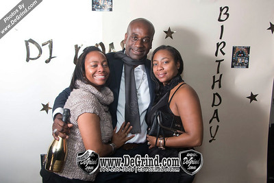 RON DON'S 40th BIRTHDAY BASH