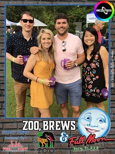 Zoo Brews and Full Moon BBQ