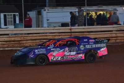 Clarys Speedway 10/26/13 Monster Dirt Madness