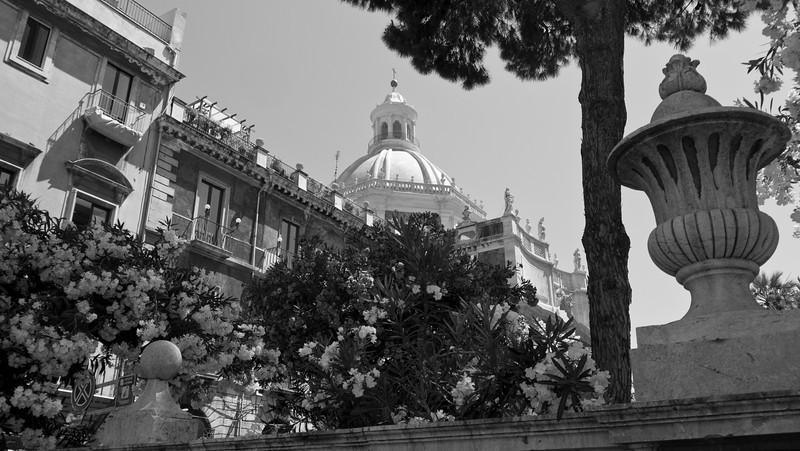 Sicilia In Black and White