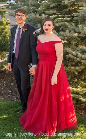 Spencer's Prom Night