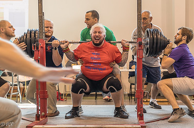 Summer Special Olympics - 2017 - Power Lifting - May 21, 2017