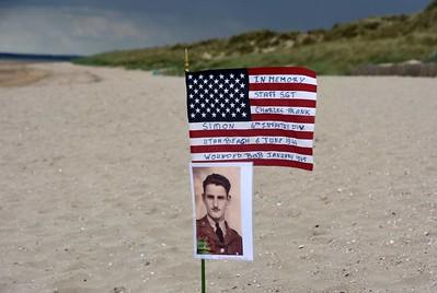 Utah beach, D-Day 75, 2019