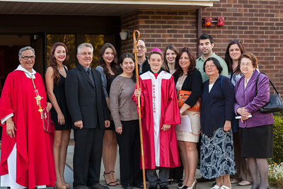 2013 St. Boniface Confirmation
