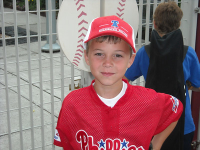 Phillies Picnic in the Park - Owen at CBP