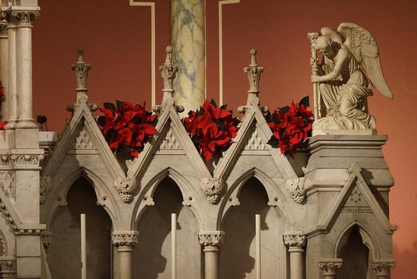 December 2015-St Vincent's Christmas Choral