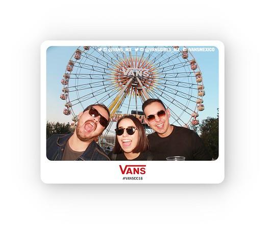 #VANSCC18 (Sábado)