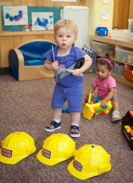 Early Childhood Development Center renovation