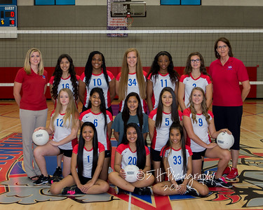 2015 GJH Volleyball